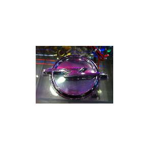 3D Emblem OPEL 13.3 cm x 10.1 cm